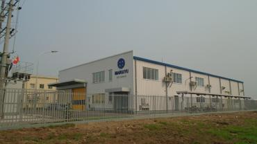 MARUJYU VIETNAM NEW FACTORY PROJECT