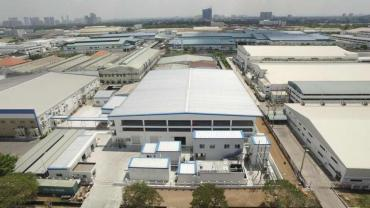 NISSEY VIETNAM FACTORY PHASE4 PROJECT